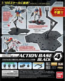 Model Kit Action Base 4 Black - Bandai [Nieuw]