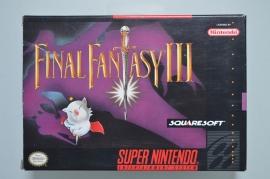 SNES Final Fantasy III [Amerikaanse Import] [Compleet]