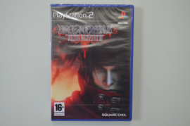 Ps2 Final Fantasy VII Dirge of Cerberus [Nieuw]
