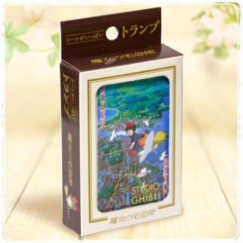 Kiki's Delivery Service Movie Playing Cards - Studio Ghibli