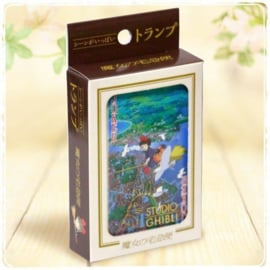 Kiki's Delivery Service Movie Playing Cards - Studio Ghibli [Nieuw]