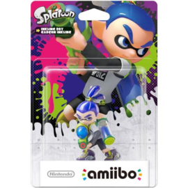 Amiibo Inkling Boy Blue - Splatoon Collection [Nieuw]