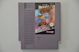 NES Castlevania III Dracula's Curse