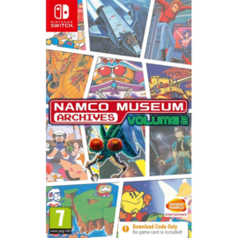 Switch Namco Museum Archives Volume 2 (Code in a Box) [Pre-Order]