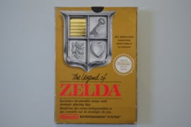 NES The Legend of Zelda [Compleet]