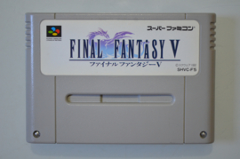 SNES Final Fantasy V [Japanse Import]