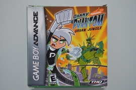 GBA Danny Phantom Urban Jungle [Compleet]