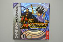 GBA Duel Masters kaijudo Showdown [Compleet]