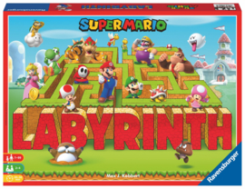 Nintendo Super Mario Labyrinth (De Betoverde Doolhof)  - Ravensburger