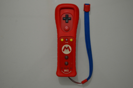 Nintendo Wii Mote Plus Mario Edition