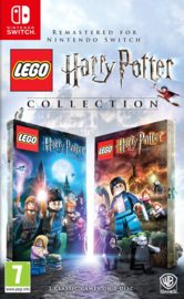 Switch Lego Harry Potter Years 1-7 Collection [Nieuw]