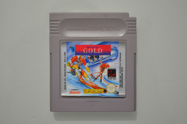 Gameboy Winter Gold