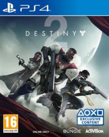Ps4 Destiny 2 [Nieuw]