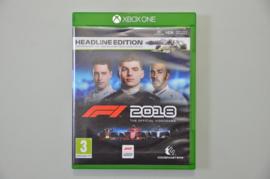 Xbox F1 2018 (Xbox One)
