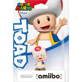 Amiibo Toad - Super Mario Collection  [Nieuw]