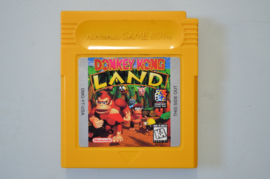 Gameboy Donkey Kong Land