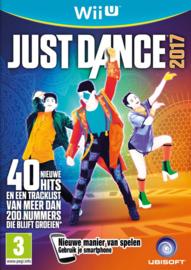 Wii U Just Dance 2017 [Nieuw]