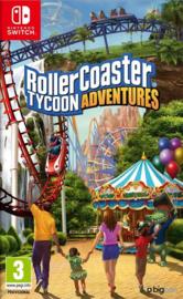 Switch Rollercoaster Tycoon Adventures [Nieuw]