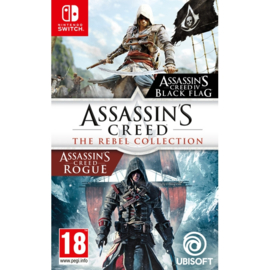 Switch Assassin's Creed The Rebel Collection [Nieuw]