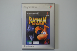 Ps2 Rayman Revolution (Platinum)