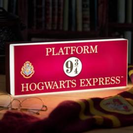 Harry Potter Light Platform 9 3/4 Hogwarts Express - Paladone [Nieuw]