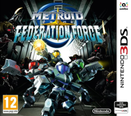 3DS Metroid Prime Federation Force [Nieuw]