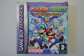 GBA Mario & Luigi Superstar Saga [Compleet]