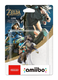 Amiibo Link Rider - The Legend of Zelda Breath of the Wild [Nieuw]