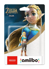 Amiibo Zelda Scholar - The Legend of Zelda Breath of the Wild [Nieuw]