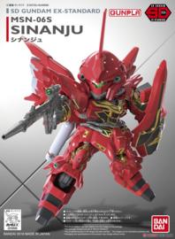 Gundam Model Kit SD Gundam EX-Standard 013 Sinanju - Bandai [Nieuw]