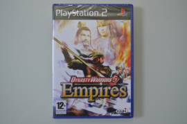 Ps2 Dynasty Warriors 5 Empires [Nieuw]