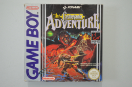 Gameboy The Castlevania Adventure [Compleet]