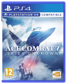 Ps4 Ace Combat 7 Skies Unknown [Nieuw]