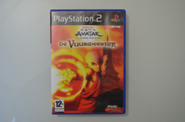 Ps2 Avatar De Legende van Aang De Vuurmeester / Avatar Into the Inferno