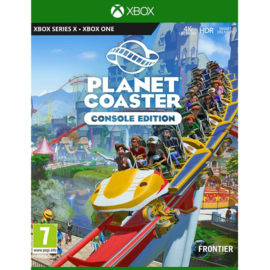 Xbox Series X Planet Coaster Console Edition [Pre-Order]