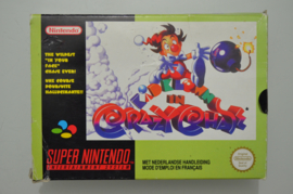 SNES Kid Klown in Crazy Chase [Compleet]