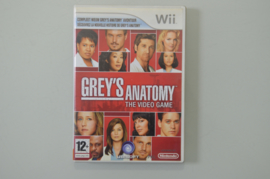 Wii Grey's Anatomy The Video Game