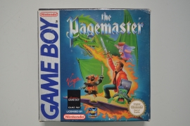 Gameboy The Pagemaster [Compleet]