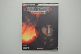 Final Fantasy VII Dirge of Cerberus The Official Strategy Guide - Bradygames