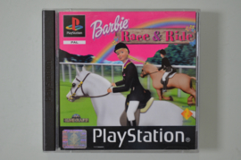 Ps1 Barbie Race & Ride