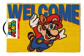 Nintendo Super Mario Welcome Deurmat - Pyramid International
