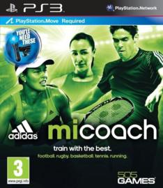 Ps3 Adidas MiCoach (Move) [Nieuw]