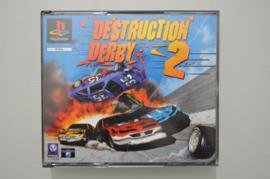 Ps1 Destruction Derby Big Box