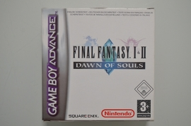 GBA Final Fantasy I & II Dawn of Souls [Compleet]