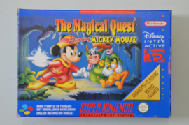 SNES Disney The Magical Quest Starring Mickey Mouse [Compleet]