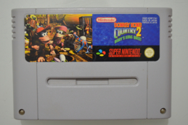 SNES Donkey Kong Country 2 Diddy's Kong Quest