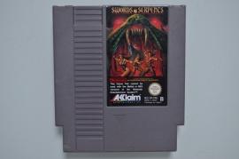 NES Swords and Serpents