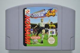 N64 International Soccer 64
