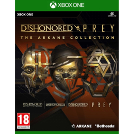 Xbox Dishonored and Prey The Arkane Collection (Xbox One)  [Nieuw]