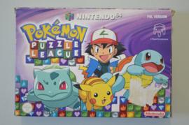 N64 Pokemon Puzzle League [Compleet]